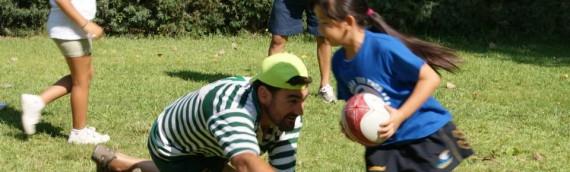 ¿Tu hijo juega al Rugby? 5 consejos para apoyarlo.
