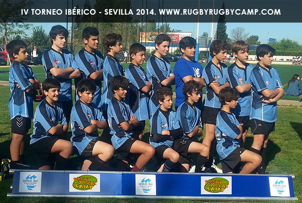 Foto Torneo Iberico Sevilla Rugby  Rugby Camp (ALEVINES)