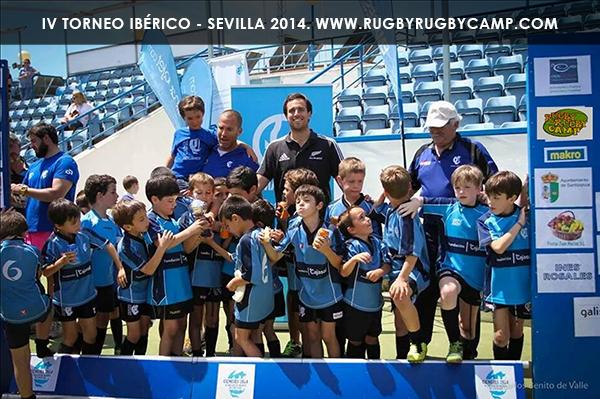Foto Torneo Iberico Sevilla Rugby  Rugby Camp (JABATOS)