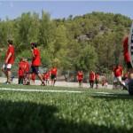 Jugando al rugby