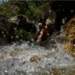 Naturaleza campamento de verano