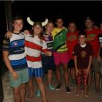 amigos campamento de rugby