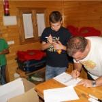 cuidados campamento de verano