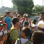 excursión campamento verano rugby