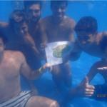 piscina campamento de verano rugby
