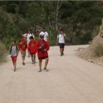 aventura campamento de rugby