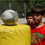 entrenamiento rugby