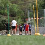 naturaleza campamento rugby