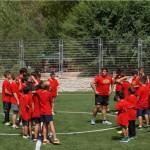 rugby campamento de verano