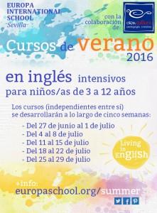 Campamento bilingüe