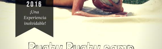 Vídeo Rugby Rugby Camp 2016 – Una Experiencia Inolvidable